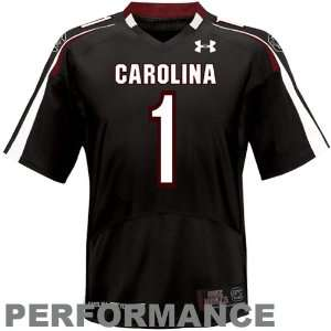 Under Armour South Carolina Gamecocks #1 Replica Football
