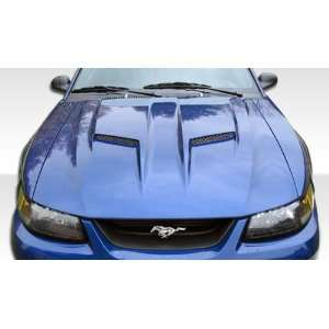 1999 2004 Ford Mustang Duraflex Mach 2 hood Automotive
