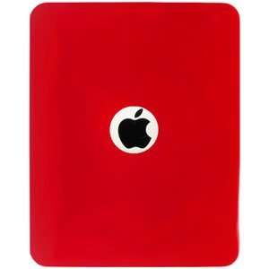 Skin Case Red For Apple Ipad Anti Dust Scratch Free Properties Premium