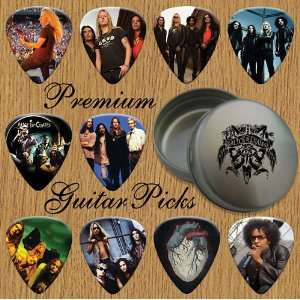 Alice In Chains Premium Guitar Picks X 10 In Tin (0