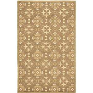 Safavieh Rugs Chelsea Collection HK376C 4 Brown/Green 39