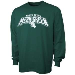 North Texas Mean Green Big Time Long Sleeve T shirt