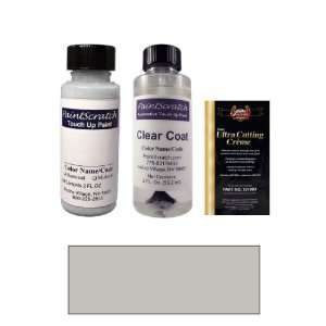 Oz. Alpine Rain Metallic Paint Bottle Kit for 2009 Mercedes Benz G