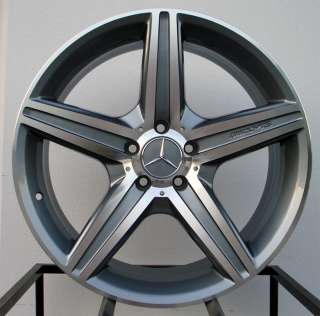 19 AMG Wheels Rims Fit Mercedes E320 E350 E500