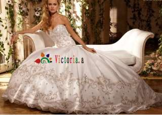 Quinceanera Dresses Ball Gowns Prom Dresses Size 6 8 10 12 14 16