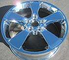 OF 4 NEW 18 FACTORY HYUNDAI SONATA OEM CHROME WHEELS RIMS 2006 2012