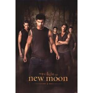 Twilight 2   New Moon   Wolf Pack by Unknown 24x36