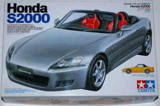 24211 1/24 TAMIYA HONDA S2000 MODEL KIT