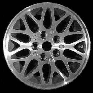 93 95 JEEP GRAND CHEROKEE ALLOY WHEEL RIM 15 INCH SUV, Diameter 15