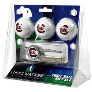South Carolina Gamecocks USC NCAA Kool Tool 3 Golf Ball