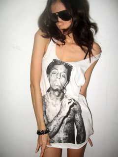 Lil Wayne Hip Hop Rap Soul R&B Rock Tank Top
