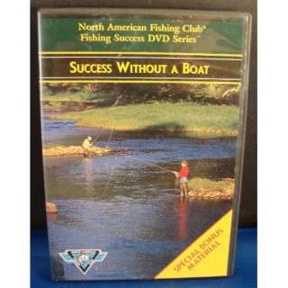 North American fishing Club   Success Without a Boat DVD