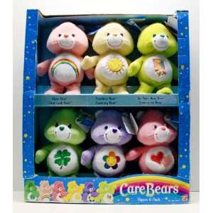 Care Bears   Figure 6 Packs Toys & Games