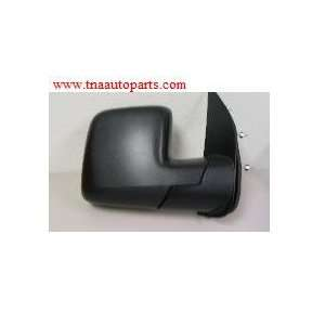 02 06 FORD ECONOLINE VAN SIDE MIRROR, RIGHT SIDE (PASSENGER), POWER