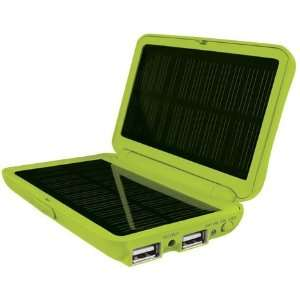 2558 5 E Charger 3 Watt Solar Power Panel Device Charger /w Adapters