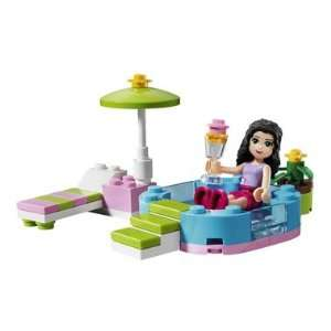 LEGO Friends Emmas Splash Pool 3931 Toys & Games