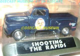 1950 50 FORD TRUCK PICKUP OUTDOOR LIFE DIECAST RARE