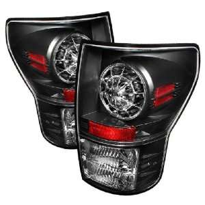 Spyder Auto Toyota Tundra Black LED Tail Light Automotive