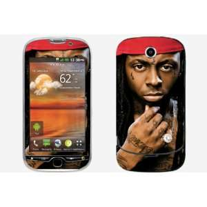 Lil Wayne Skin Protector for HTC MyTouch Cell Phones