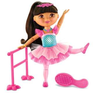 Fisher Price Dance & Sparkle Dora Explorer Ballerina
