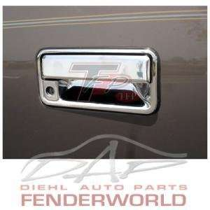 CADILLAC ESCALADE 99 00 4DR TFP CHROME HANDLE COVERS Automotive