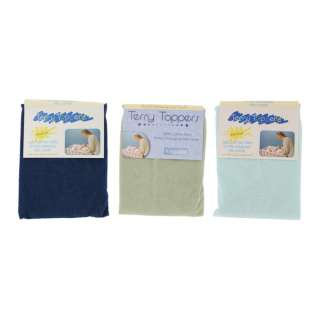 Terry Toppers Fitted Contour Changing Pad Cover 013838259731