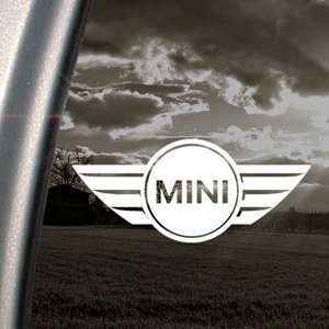 Mini Cooper Decal Car Truck Bumper Window Sticker