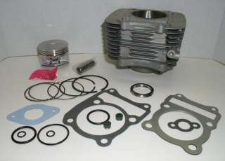 Suzuki LTF250 LTF250F LT4WD Quadrunner Top End Engine Rebuild Kit
