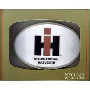 International Harvester Tractor Belt Buckle Everything