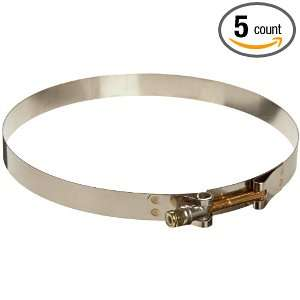 Murray TB Series Stainless Steel 300 Bolt Hose Clamp, 7.81 Min Clamp