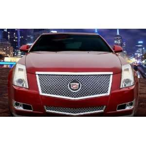 2008 2011 Cadillac CTS Coupe & Sedan Classic Chrome Dual