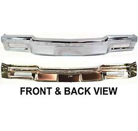 Chrome Front Chevy Chevrolet Caprice 90 89 88 87 86 85 Parts
