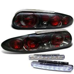 Eautolights 93 02 Chevy Camaro Tail Lights + LED Bumper