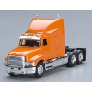 20301 1/87 Ford Aeromax Semi Truck Cab Orange HO Toys & Games
