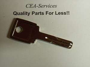 Key Fits Volvo Clark Michigan Wheel Loader Artic Haul Truck