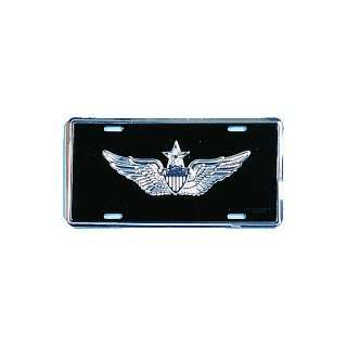 US Army Senior Aviator License Plate Automotive