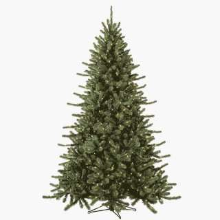 Santas Own BF75GHELC2 7.5 Foot Balsam Fir Pre Lit