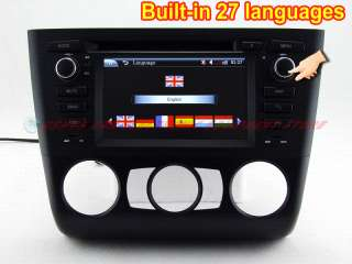 BMW 1 Series E81/E82 Car DVD Player GPS Navigation In dash Stereo