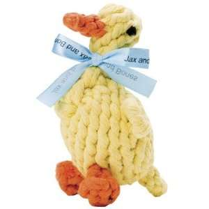 Jax and Bones Daisy Duck Daisy the Duck Rope Dog Toy Size