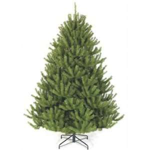 Douglas Fir Artificial Christmas Tree   10 Green