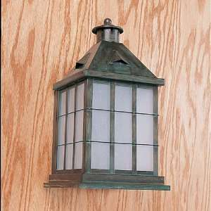 SPJ Lighting SPJ31 03 Wall Mount Lantern, 120V