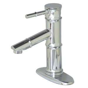 Single Handle Lavatory Faucet with Brass Push Up Pop Up, Satin N