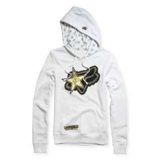 FOX Racing Juniors 55723 ROCKSTAR Stellar Mini Pullover White XS