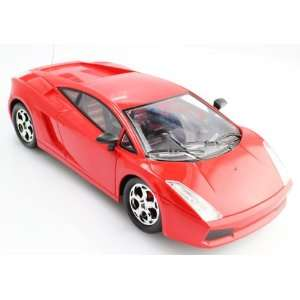 Lamborghini gallardo RC CAR With Rechargeable batteries Toys & Games
