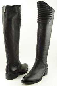 Exclusive 925 THINK UR TOUGH Black Womens High Knee Boots 6 EUR 36