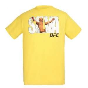 UFC Anderson Silva Kids Fighter T Shirt [Yellow]  Sports