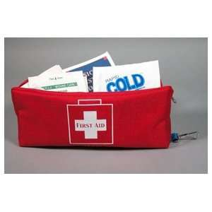 Compartment First Aid Kit (case w/supplies) Health
