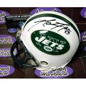 Marty Lyons Autographed/Hand Signed mini helmet (New York