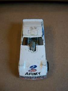 Hot Wheels Army Funny Car 1977