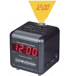 Surveillance Spy Camera DVR in AM/FM Clock Radio by Mini Gadgets NEW